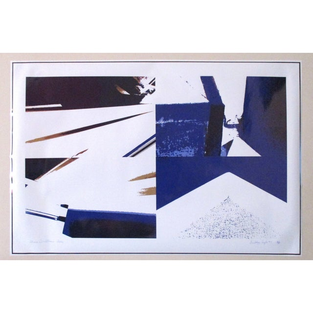 """""""Building Angles 4 Artist's Proof,"""" Abstract Photography - Image 3 of 10"""
