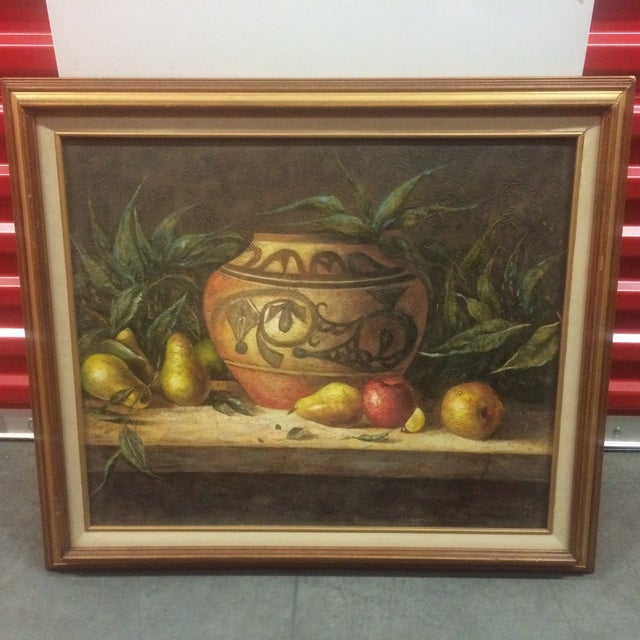 R. Wesley Original Oil Painting - Image 6 of 7