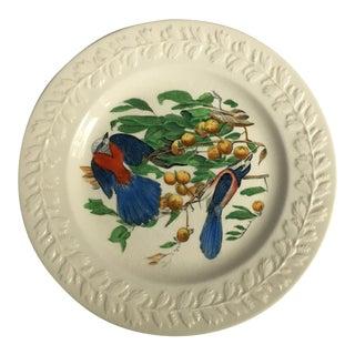 Florida Jay Adams England Transferware Ceramic Plate