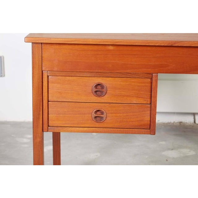 Image of Danish Teak Desk