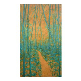 The Path Home. Large Painting by Stephen Remick