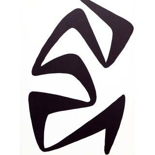 Alexander Calder, Composition I, Lithograph