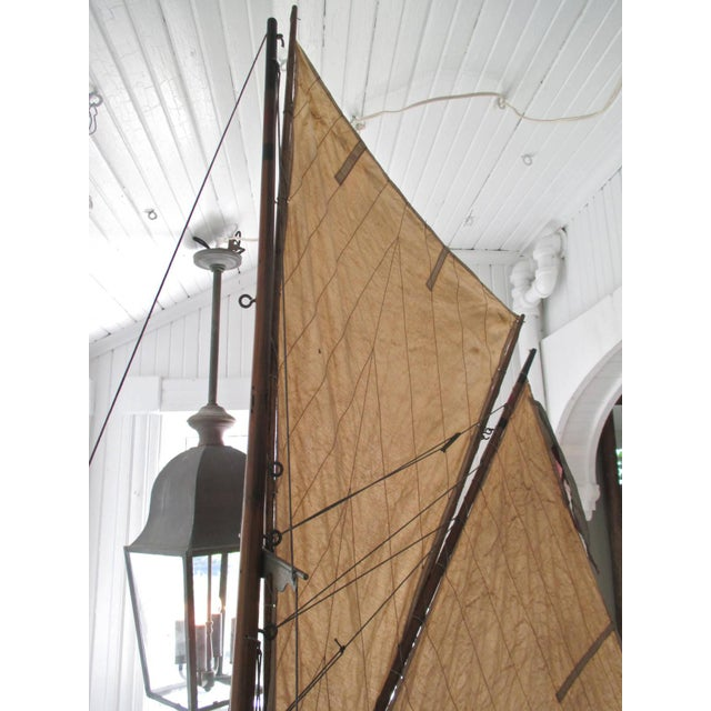 Enormous Model Boat - Image 7 of 10