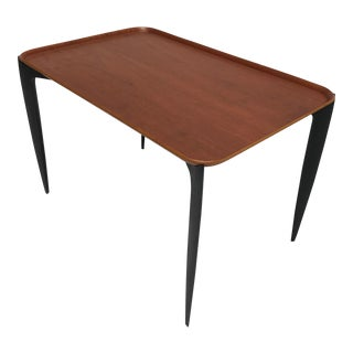 Vintage Fritz Hansen Folding Tray Table