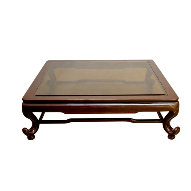 Chinese Kang Style Coffee Table - Image 3 of 6