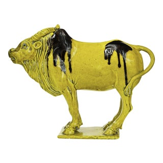 Mid-Century Italian Water Buffalo Figure