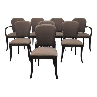 Roche Bobois Potocco Dining Chairs - Set of 8