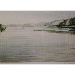 """""""The Lake"""" by Michael Bez"""