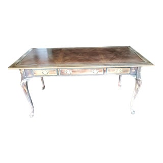 Queen Anne Style Side Foyer Table