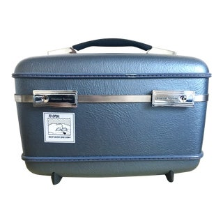 1960s American Tourister Samsonite Train Case