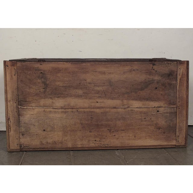 Image of 18th Century French Trunk Spanish Baroque-Style