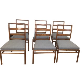 Robsjohn Gibbings for Widdicomb Dining Chairs- Set of 6