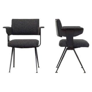 """Friso Kramer """"Resort"""" Office Desk Chairs - Pair"""