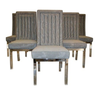 Charles Hollis Jones Dining Chairs - Set of 6