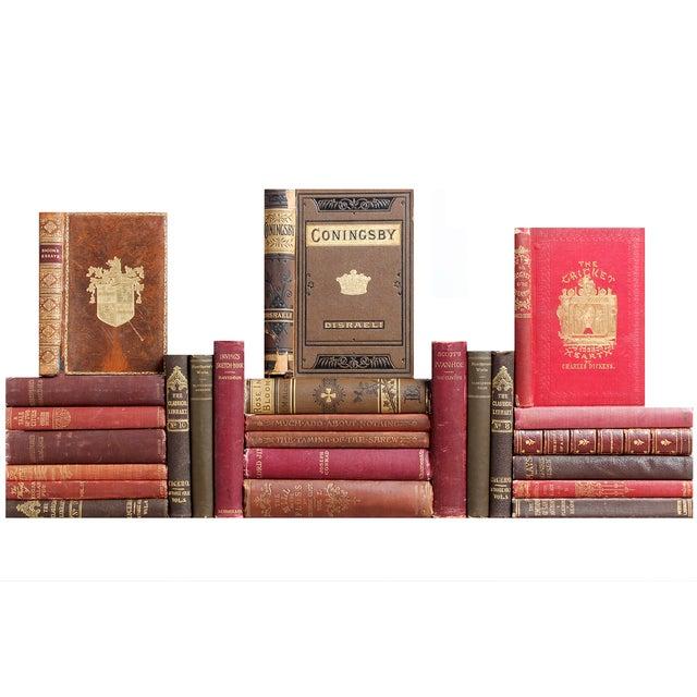 Victorian Mini Classic Books - S/25 - Image 1 of 3