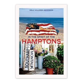 In the Spirit of the Hamptons Hardcover Book