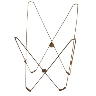 Mid-Century Butterfly Chair Frame