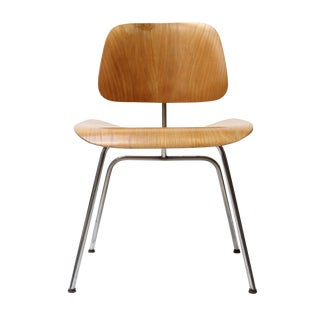 Eames DCM Chair by Herman Miller