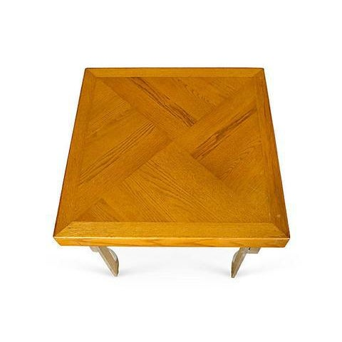 1970s Aluminum Base Coffee Table - Image 5 of 5