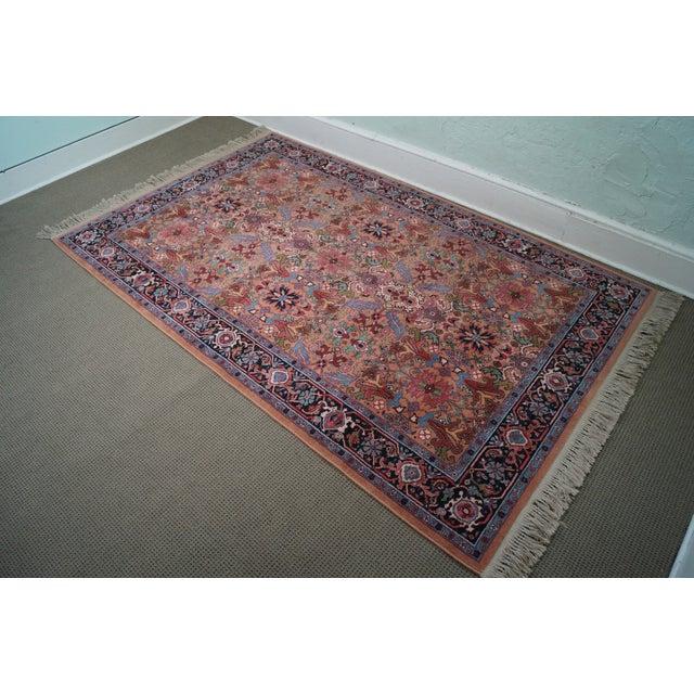 Karastan Williamsburg Heriz Carpet - 5′10″ × 9′11″ - Image 6 of 10