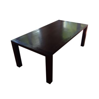 Celadon House Hardwood Dining Table