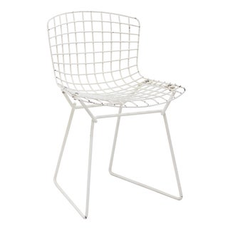 Knoll Bertoia Child Size Chair White