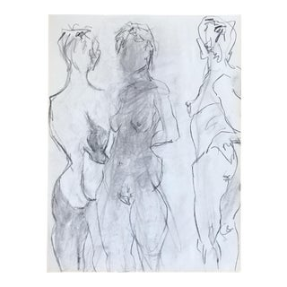 The Sirens Figurative Drawing