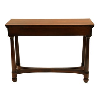 Rosewood Console Occasional Table