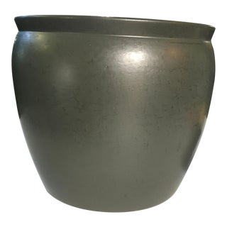 Gainey Slate Ceramic Planter Pot