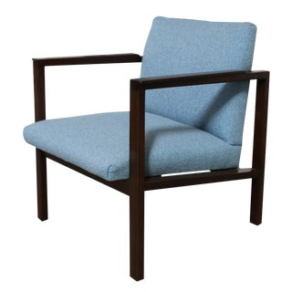 Edward Wormley Open Arm Lounge Chair