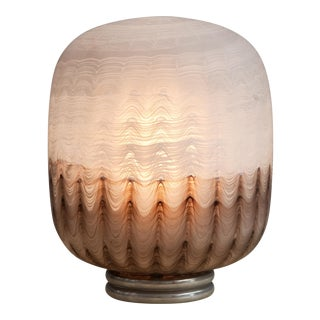Charming Murano Glass Table Lamp