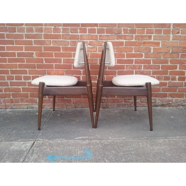 Mid-Century Dining Chairs by Young - Set of 6 - Image 6 of 6