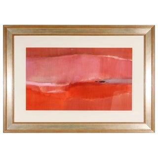 Original, Abstract Watercolor Painting