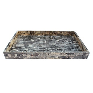 Jayson Home Marbelized Tile Tray