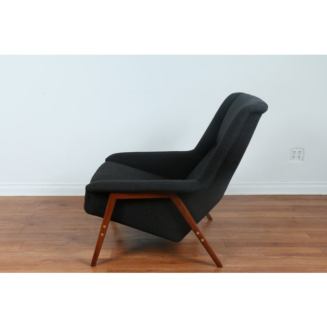 Dux Chair and Ottoman by Folke Ohlsson - Image 6 of 11