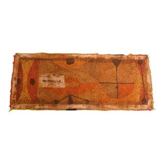 Mid-Century Modern Mondelo Tapestry Ackerman Era
