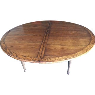 Grand Vintage Dining Table