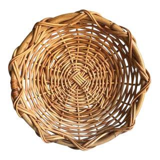 Vintage Harvest Basket