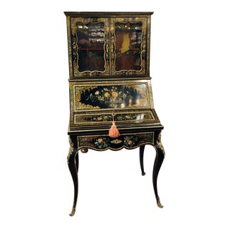 "19th Century French ""Bonheur Du Jour"" Lady's Writing Desk"