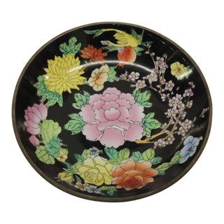 Chinese Export Round Plate