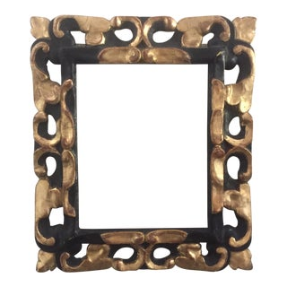 19th Century Antique Spanish Frame