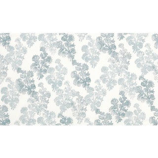 Durable Pushpa Floral Linen Fabric - 2 Yards