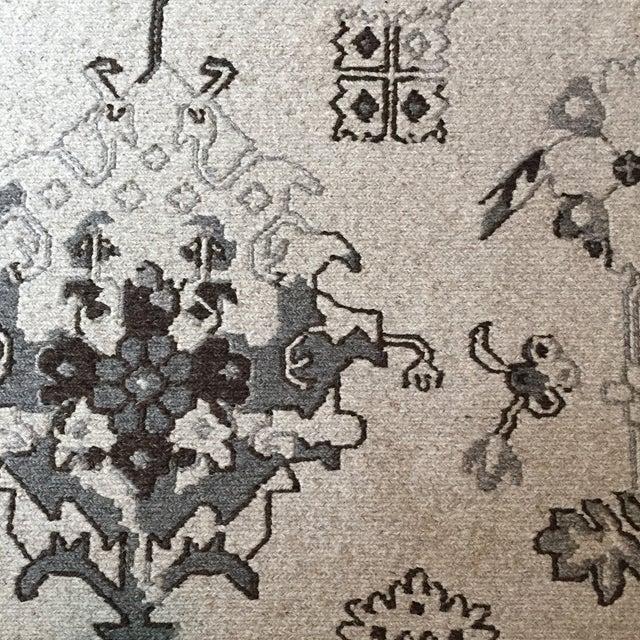 Image of Soumak Natural Rug - 6' x 9'