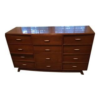 Kling Mid-Century 12-Drawer Dresser