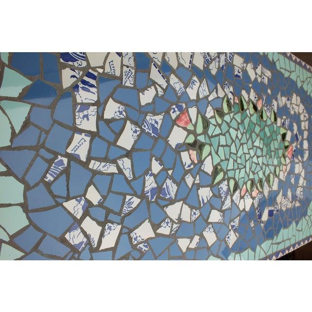 Image of Mosaic Rectangular Coffee Table