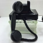 Image of Vintage Black North Electric Galion Rotary Dial Telephone