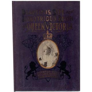 The Illustrious Reign of Queen Victoria Book
