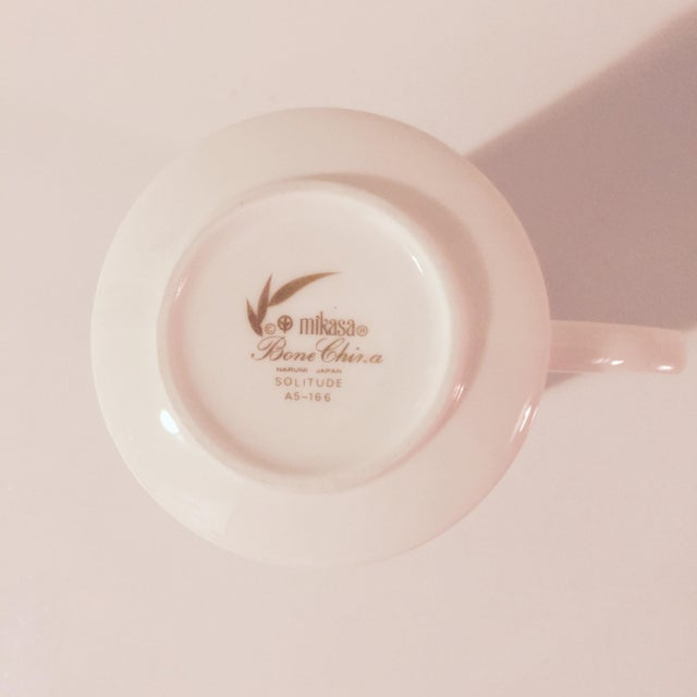 Mikasa Bone China Creamer & Sugar Bowl Set - Image 7 of 8