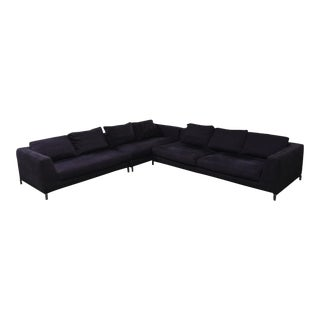 Sectional Sofa by Antonio Citterio, Ray B & B Italia - Set of 3