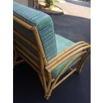 Image of Fick Reed Co. Rattan Sofa